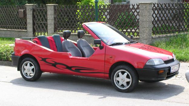 Suzuki Swift Cabrio Buggy Gebrauchtwagen
