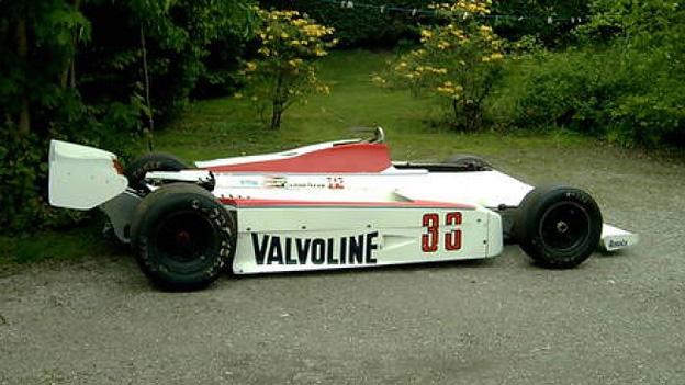 Theodore Racing Teddy Yip