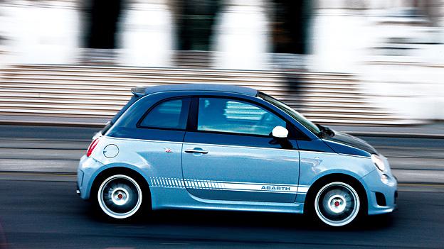 Abarth 500C esseesse Fiat 500