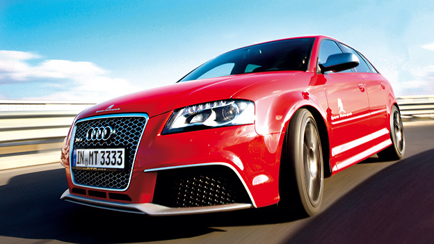 Audi RS3 MTM Sportback Front