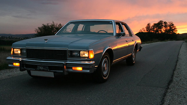 Chevrolet Caprice Smallblock Downsizing Oldtimer 1977