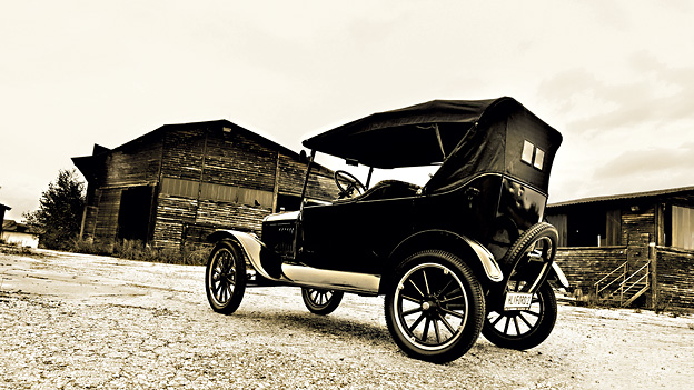 Ford Model T 1908 Oldtimer Gebrauchtwagen USA Amerika