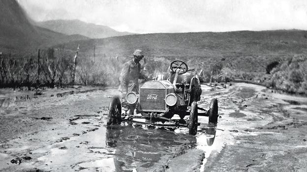 Ford Model T Oldtimer 1908 Gebrauchtwagen Amerika USA Das Jahr ZEitreise