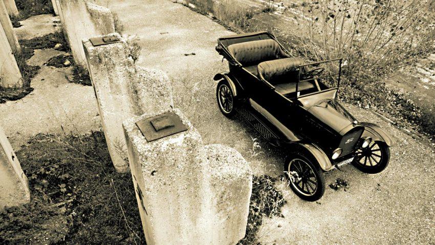Ford Model T und eine neue Zeit