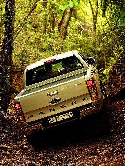 Ford Ranger Pickup vorsteuerabzugsberechtigt Offroad