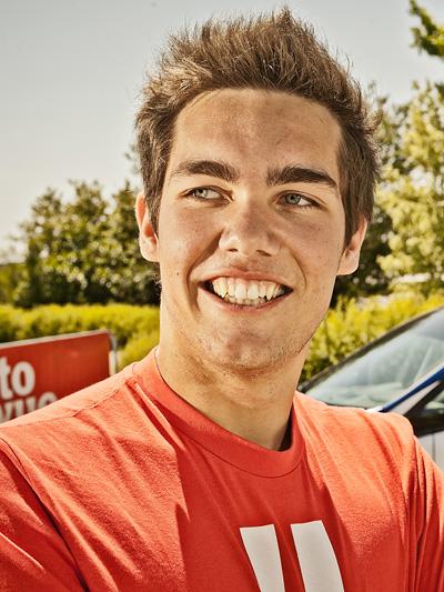 Racing Rookie Teesdorf Marko Malle