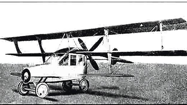 MyCopter Das fliegende Auto Historie