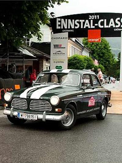 Volvo 122S - B18 - 90 Amazon Oldtimer Gebrauchtwagen Ennstal Classic