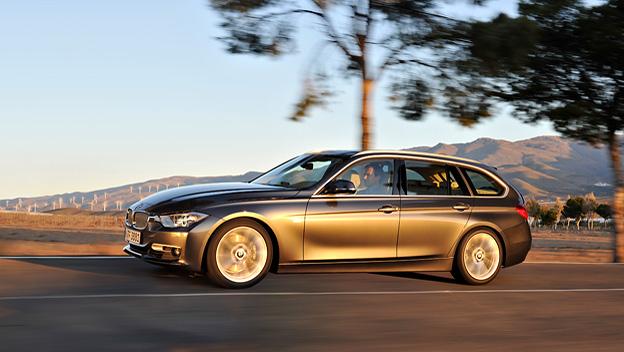 BMW 3er Touring dyn links