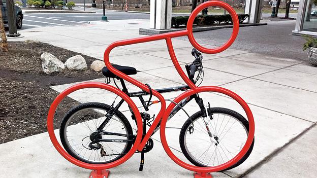 Radfahren in Detroit