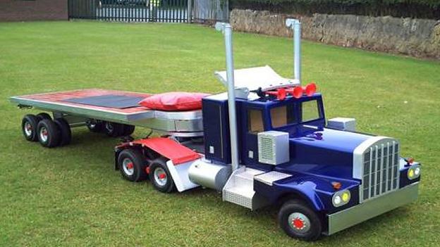 Kenworth Truck Modell 1:4 Spielzeug