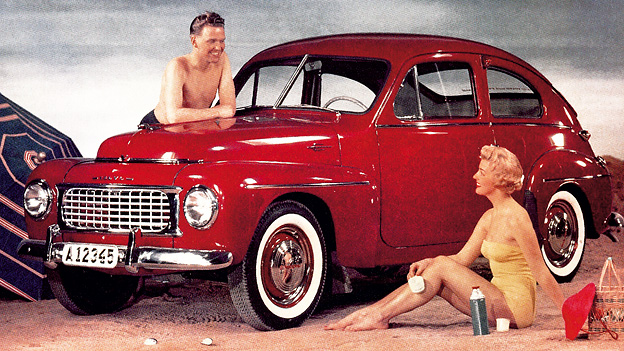 Volvo PV444 Oldtimer 1947 Test