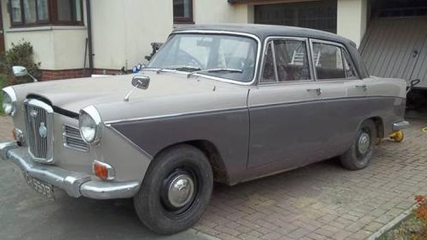 Wolseley 16/60 Gebrauchtwagen