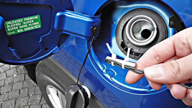 Esoterisch Benzin sparen sprit sparen