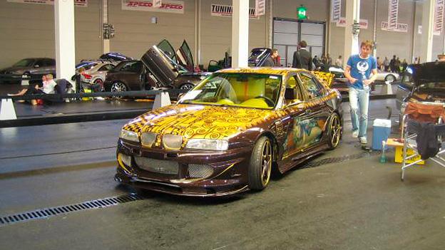 Rover 620 Klimt Edition stat voli