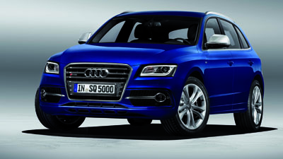 Audi SQ5 stat voli