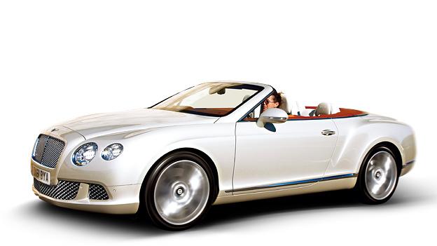 Wanderbreif Juni 2012 Waldeck Gansterer Bentley
