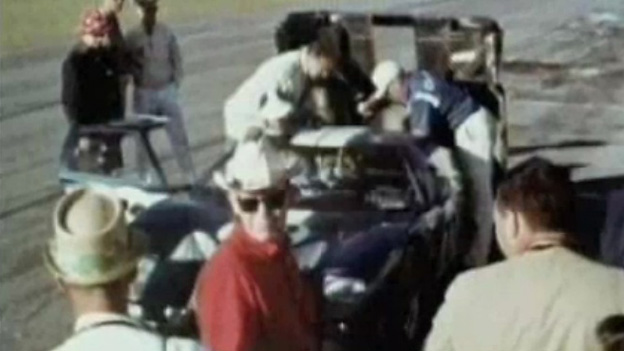 Geschichte von Carroll Shelby AC Cobra