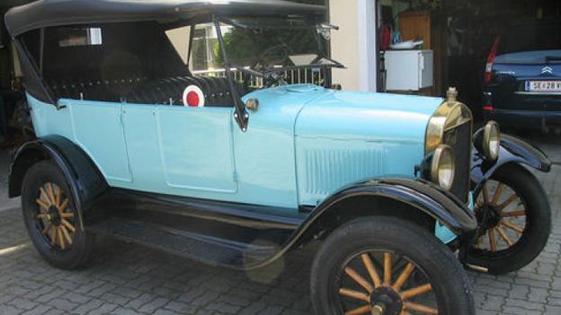 Ford Model T Gebrauchtwagen Oldtimer kaufen