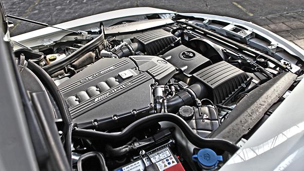 Mercedes-BEnz SLS AMG Roadster 300SL