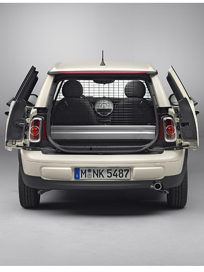 Mini Clubvan vorsteuer vorsteuerabzugsberechtigt Clubman Transporter