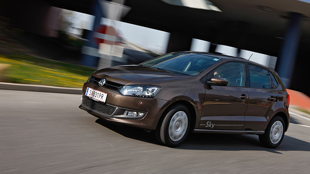 VW Polo Sky 1,2 TSI Sprit sparen Test