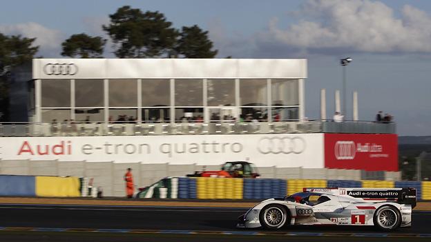 Audi R18 e-tron 24 Stunden von Le Mans LeMans