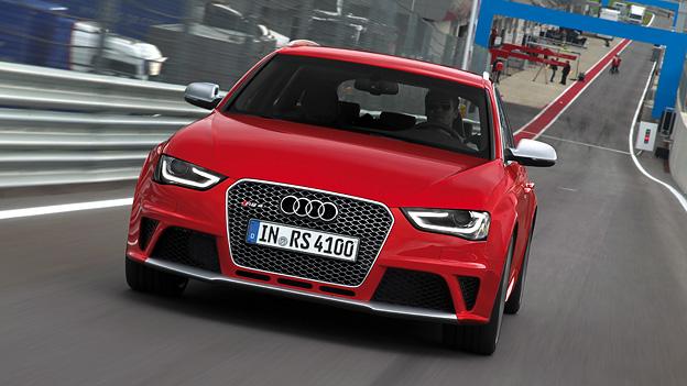 Audi RS4 Avant Kombi