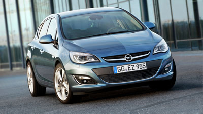 Opel Astra stat vore