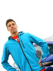 Racing Rookie Julian Wagner
