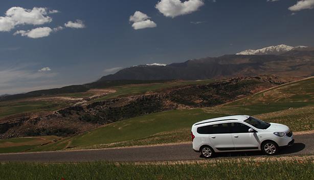Dacia Lodgy Modellvorstellung Test Fahrbericht Van