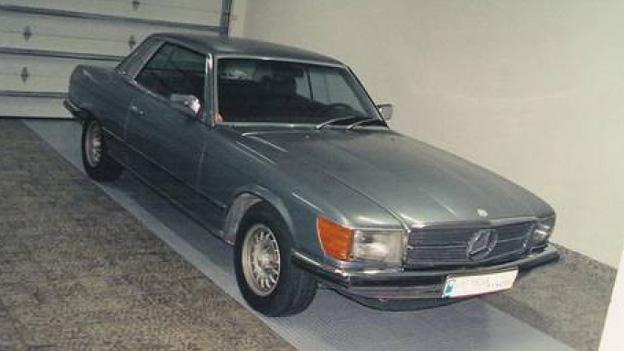 Mercedes BEnz 450 SLC Oldtimer Youngtimer Gebrauchtwagen Libanon