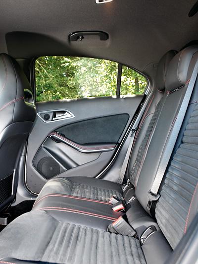 merceds-Benz Mercedes A-Klasse A Klasse A180 A200 A250 A220