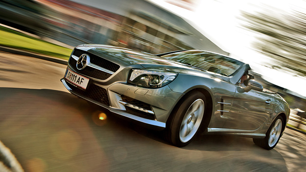 Mercedes-Benz Mercedes SL500 SL 500