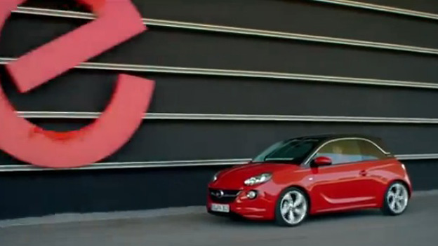 Opel Adam Video Glam Jam Slam Video