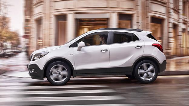 Opel Mokka SUV General Motors GM Stracke Girsky Rettung Rüsselheims Eisenach Adam