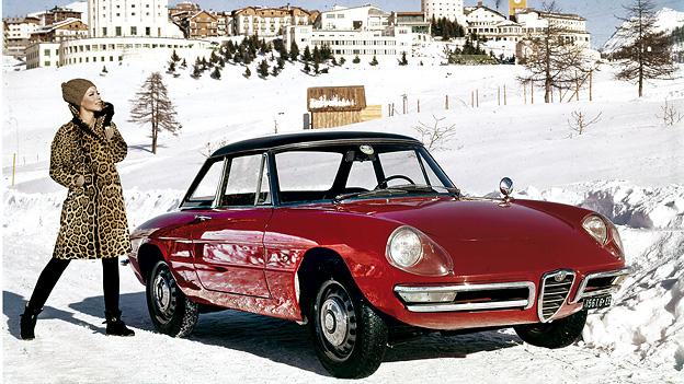 Alfa Romeo Giulia Spider Oldtimer Gebrauchtwagen Test Zeitmaschine Zeitreise Das Jahr 1966