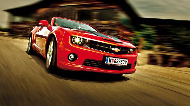 Chevrolet Camaro Cabrio Muscle car musclecar