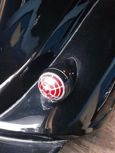 Chrysler Airflow Aerodynamik Dymaxion Car