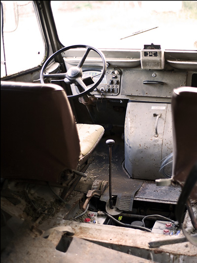 Citroën H Baureihe HY HZ Bus Rost Frankreich Urlaub Burgund restaurieren