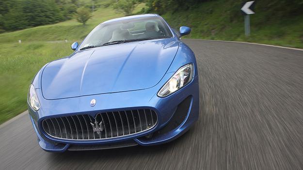 Maserati Gran Turismo Sport Coupe