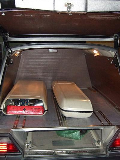 Mercedes-Benz E-Klasse W124 Leichenwagen Youngtimer Oldtimer Gebrauchtwagen