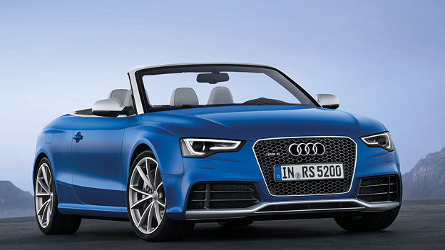 Audi RS5 Cabrio RS Coupe A5 Cabriolet