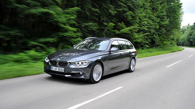BMW 3er Dreier Touring Kombi Test Modellvorstellung