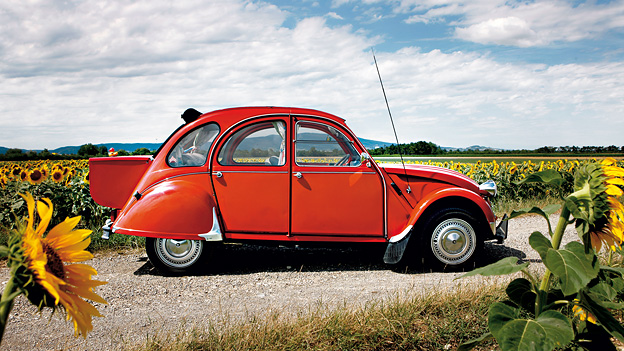Citroen Citroën 2CV Kaufberatung Oldtimer Gebrauchtwagen