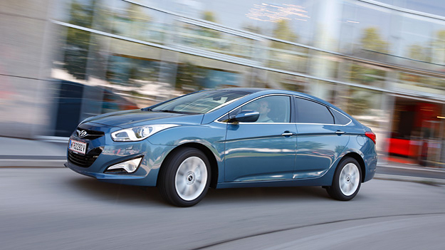 Hyundai i40 Limousine 1,7 CRDI Style