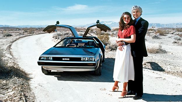 John DeLorean Portrait DMC-12 Biographie Sportwagen Oldtimer Youngtimer Sportwagen