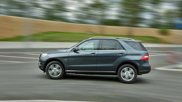 Mercedes-Benz ML350 CDI Bluetec