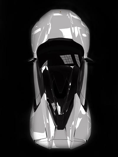 W Motors erstes arabisches Auto Porsche