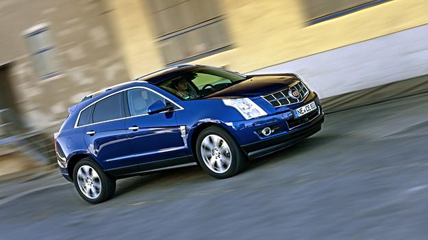 Cadillac SRX Sport Luxury 3,0L V6